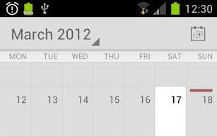 Krijg Google's kalender-app van de Galaxy Nexus op je Android-toestel