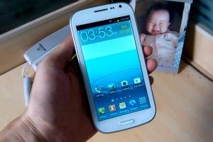 Chinezen maken Samsung Galaxy S III na