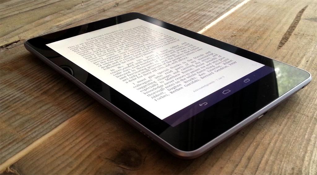 Google Nexus 7 Review: unieke tablet en geduchte concurrent
