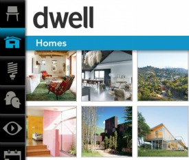 Dwell: de app voor liefhebbers van architectuur en design