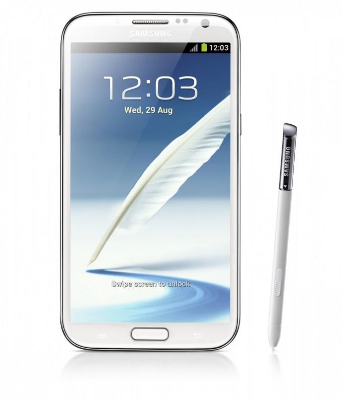 Galaxy Note 3 specs gelekt: 5,7 inch-scherm, 3GB ram en Android 4.3