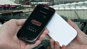 Samsung Galaxy S III zwart