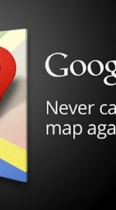 Google Maps 2012