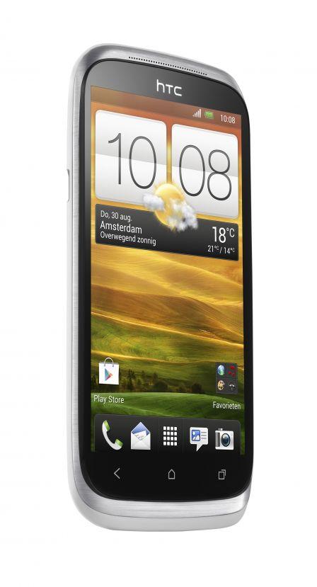 HTC introduceert Desire X: midrange dualcore-smartphone met Android 4.0