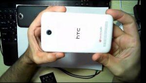HTC One X+ nep