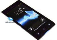 Sony Xperia J gelekt, nieuwe budget-smartphone met Android 4.0