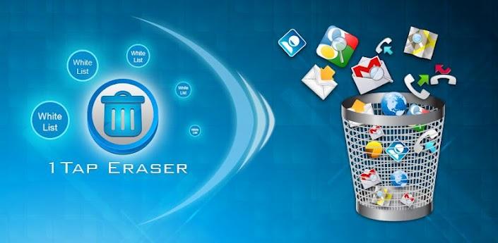 Maak je Android-toestel weer helemaal schoon met de app 1Tap Eraser