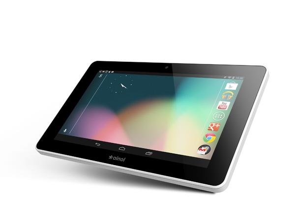 Ainol Nova 7: een 7 inch-tablet met dualcore-processor en Jelly Bean voor 130 dollar
