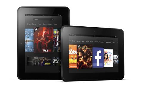 Amazon introduceert opvolger populaire Kindle Fire en twee nieuwe HD-tablets
