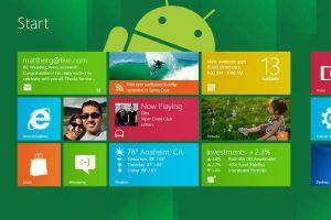 Windows 8 + Android