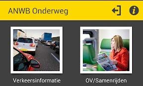 ANWB Onderweg: verkeersinformatie, parkeermogelijkheden en de wegenwacht in één app