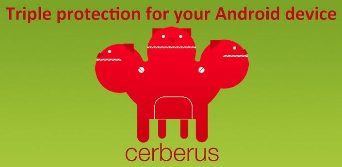 Cerberus: bescherm je smartphone tegen verlies of diefstal met geavanceerde Android-app