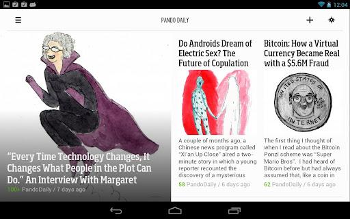 RSS-lezer Feedly compleet vernieuwd, wil concurrent van Flipboard worden