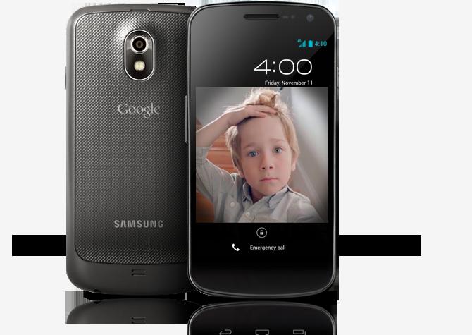 Google patenteert Face Unlock voor meerdere Android-gebruikers