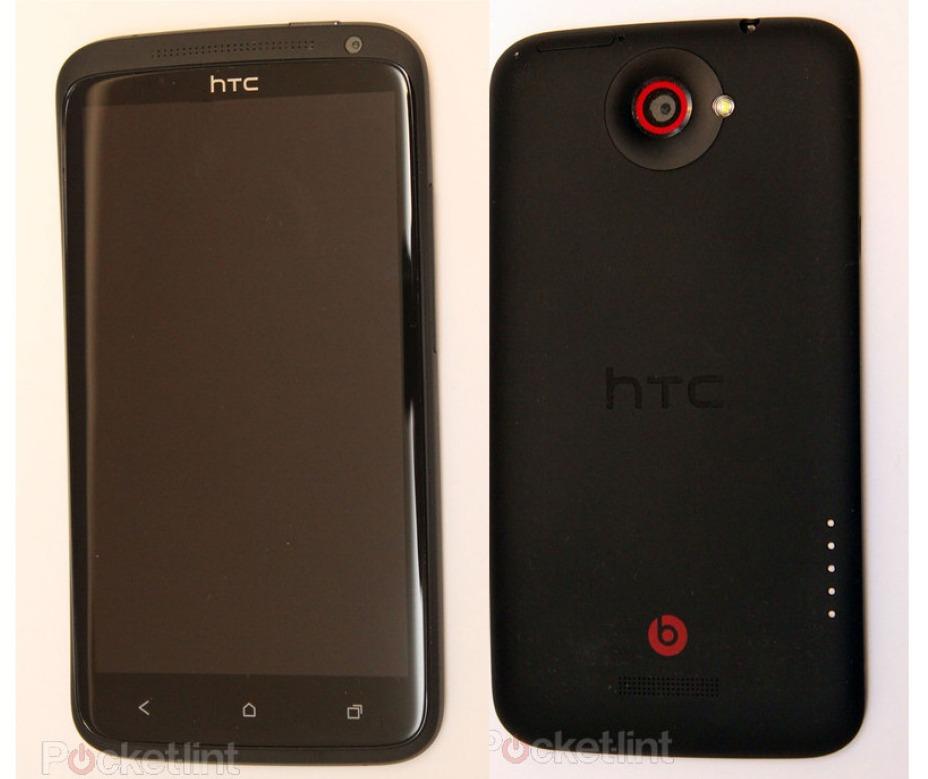 'Twee duidelijke foto's van nieuw toptoestel HTC One X+ gelekt'