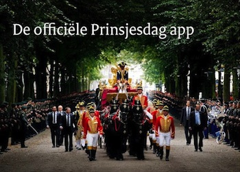 prinsjesdag app