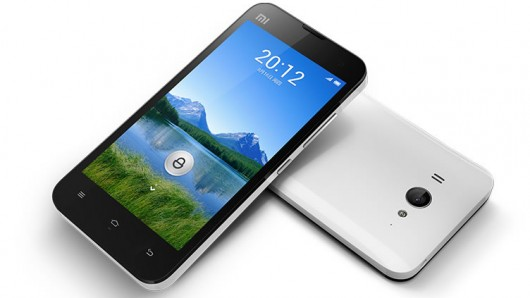 Android-smartphone Xiaomi Phone 2