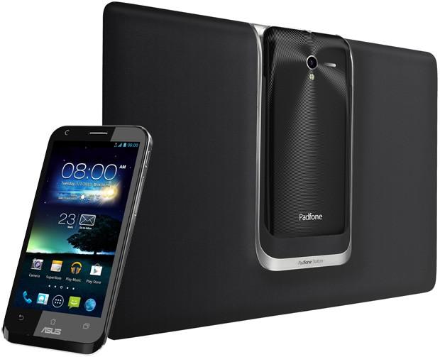 Asus introduceert PadFone 2: krachtige tablet en smartphone in één