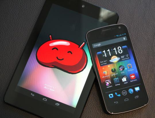 'The Phone House verraadt Samsung Galaxy Nexus 2 en Google Nexus 7 32GB'