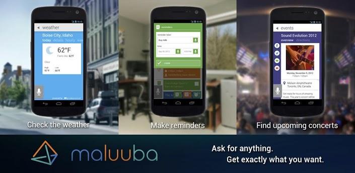Maluuba: nieuwe slimme zoekassistent voor Android