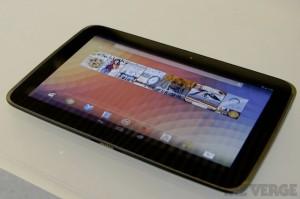 Nexus 10 van Asus