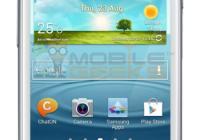 Samsung Galaxy S III Mini gelekt