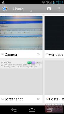 Android 4.2 beschikt over nieuwe fotogalerij en meerdere gebruikersaccounts