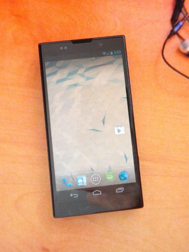 Verdachte foto's van mogelijke Sony Xperia Nexus duiken op
