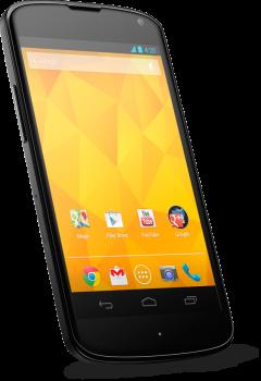 Nexus 4-bezitters klagen over gezoem bij luidspreker