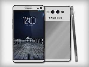 'Samsung Galaxy S4 wordt in januari aangekondigd'
