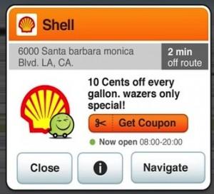 Waze Shell