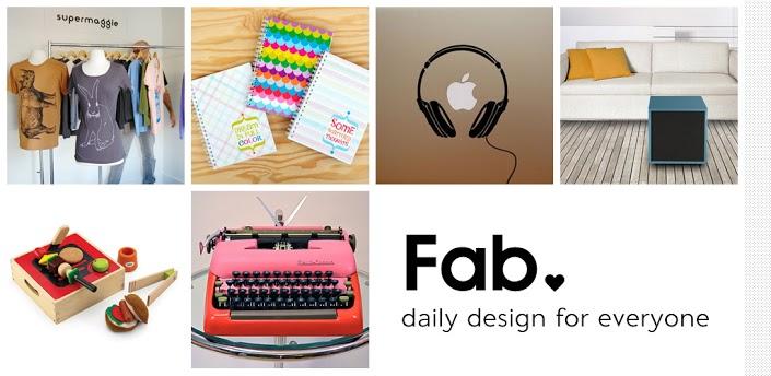 Online design-shop Fab brengt eigen Android-app uit
