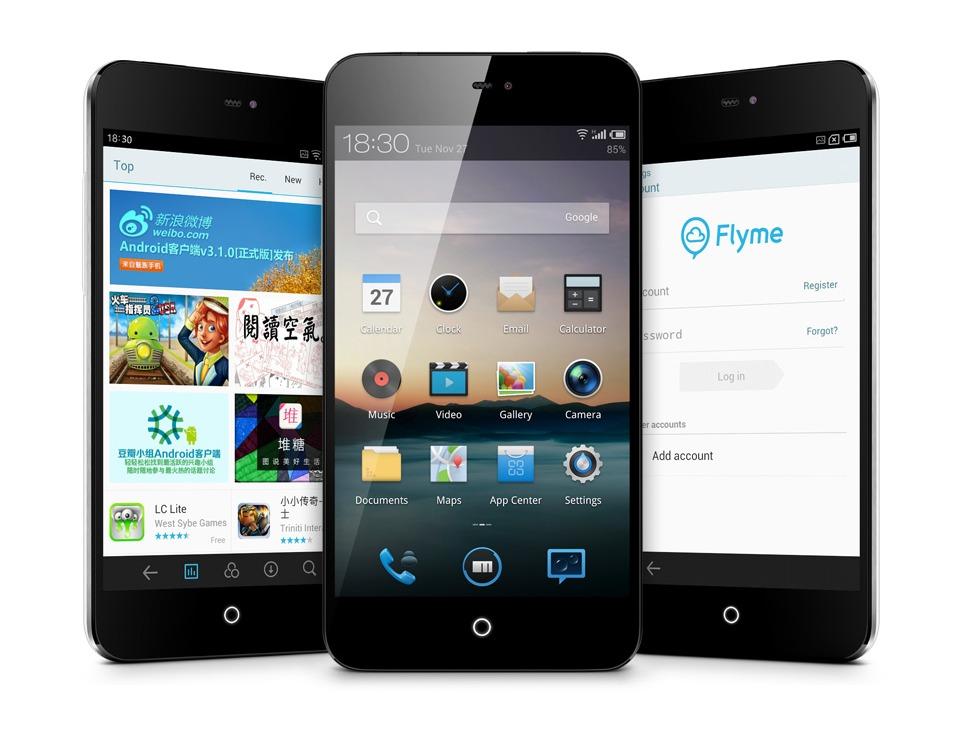 Meizu MX2 smartphone gepresenteerd: quadcore-processor en Jelly Bean voor 400 dollar