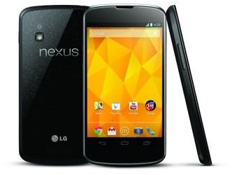 Buitenlandse webwinkels hanteren flink hogere prijzen Nexus 4