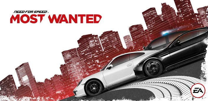 Populaire racegame Need for Speed: Most Wanted beschikbaar in Google Play Store