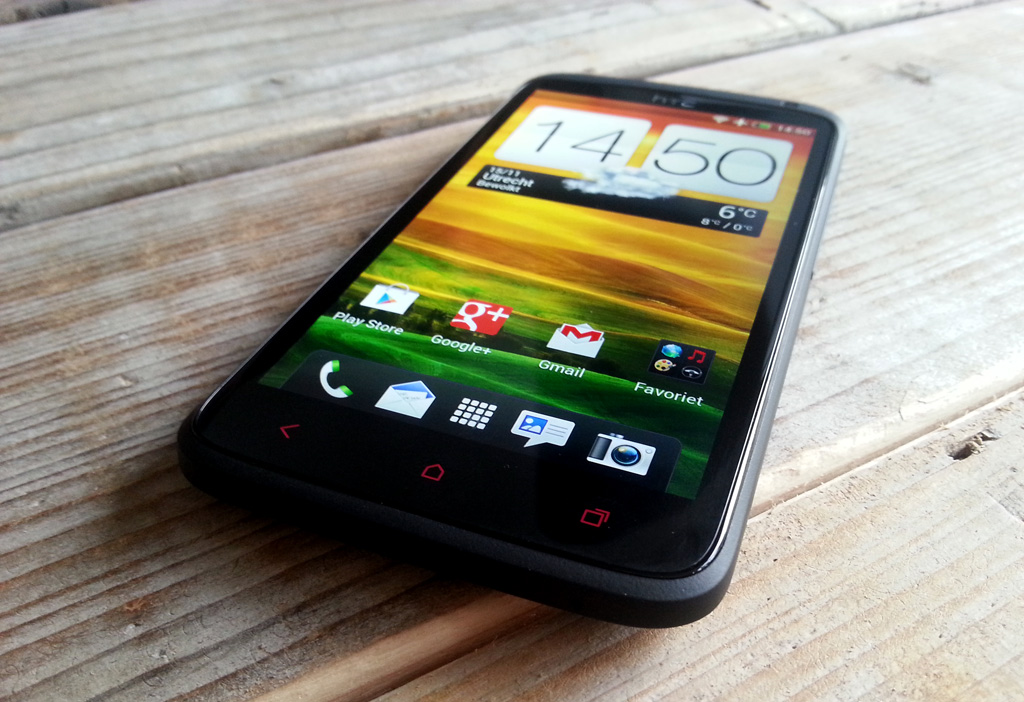 HTC One X+ Review: geen enorme verbetering