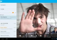 Android-app Skype krijgt langverwachte tablet-interface