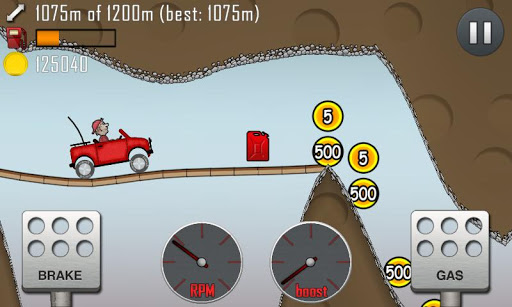 Hill Climb Racing: verslavende game nieuwe hit in Google Play Store