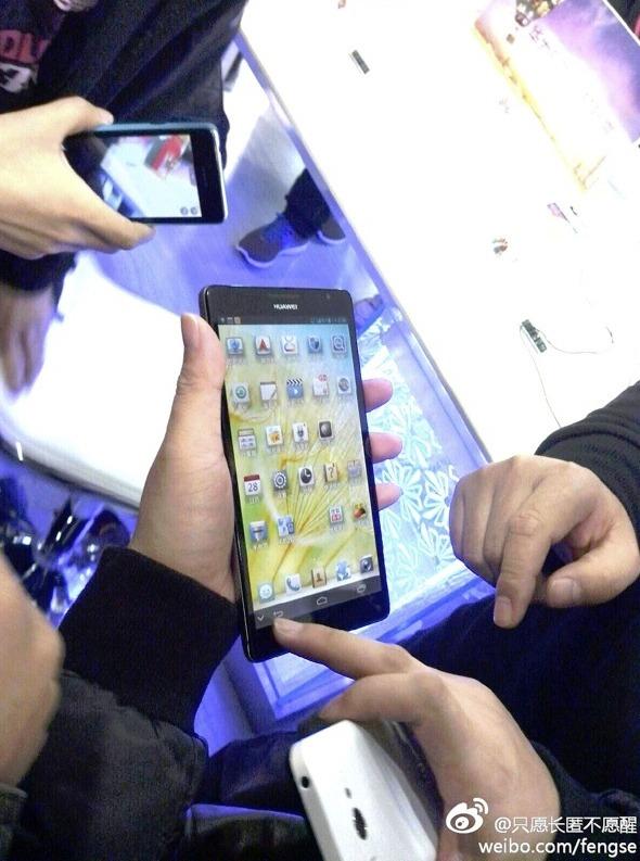 Huawei introduceert Ascend Mate: Galaxy Note II-concurrent met 1080p-scherm