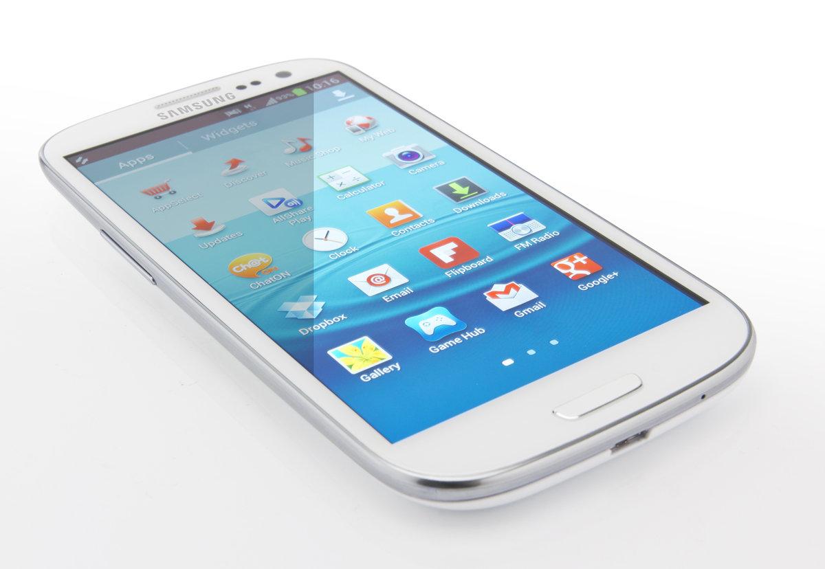 Android 4.2.2 Jelly Bean voor Samsung Galaxy S3 gelekt