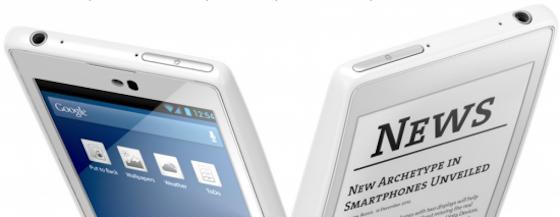 YotaPhone: Russische Android-telefoon met twee schermen