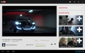 YouTube Xoom