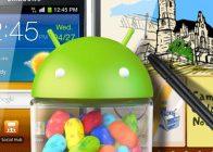 Samsung Galaxy S II and Galaxy Note krijgen Android 4.1.2 Jelly Bean in januari