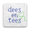 Leer (weer) spellen met de Android-app Dees & Tees