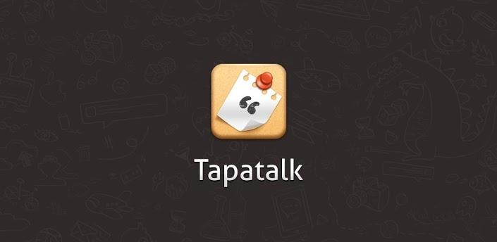 Populaire forum-app Tapatalk HD Beta beschikbaar in Google Play Store