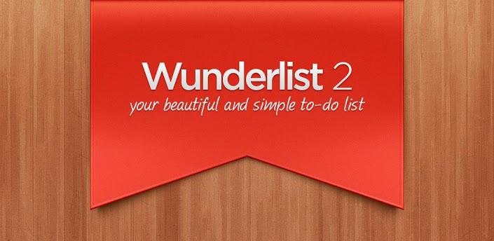 Wunderlist 2 uitgebracht: populaire gratis takenlijstapp wordt nóg beter