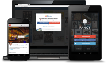 Google zet Facebook buitenspel met Google+ inlogfunctie voor Android-apps