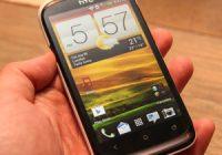 HTC Desire X voorzien van update Android 4.1.1 en HTC Sense 4+