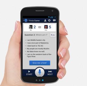 Joyride: Android-games spelen tijdens het autorijden