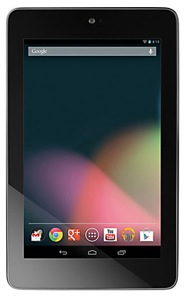 Verbeterde Google Nexus 7 tablet kom in juli